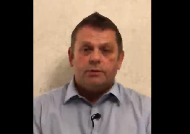 NHS Western Isles chief executive Gordon Jamieson on social media last night (Sunday, September 27) issuing a plea to everyone to follow the rules.