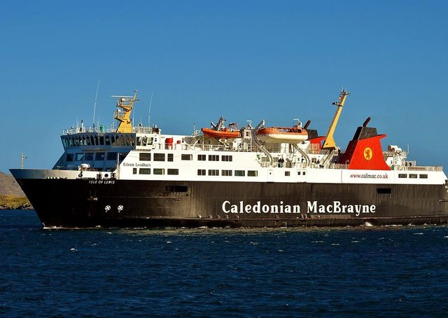 the MV Isle of Lewis had to return to Oban for a deep clean.