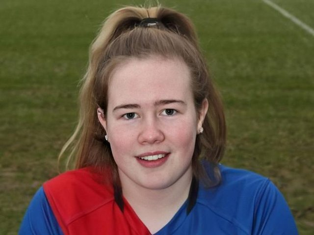 Inverness Caledonian Thistle Women's FC ace Kayleigh Mackenzie