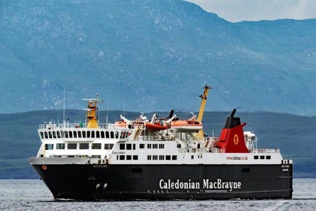 Both the council and CalMac are embroiled in a row over the loss of jobs.