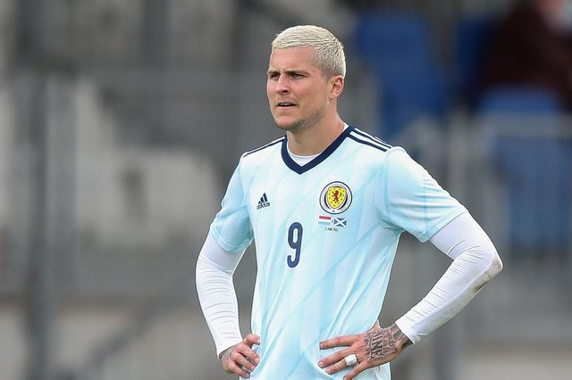 Lyndon Dykes has been a regular starter for Scotland but, in his latest column, ex-national team boss Craig Brown reveals that the striker wouldn't make it into his Scotland starting 11 (Pic by Christian Kaspar-Bartke/Getty Images)