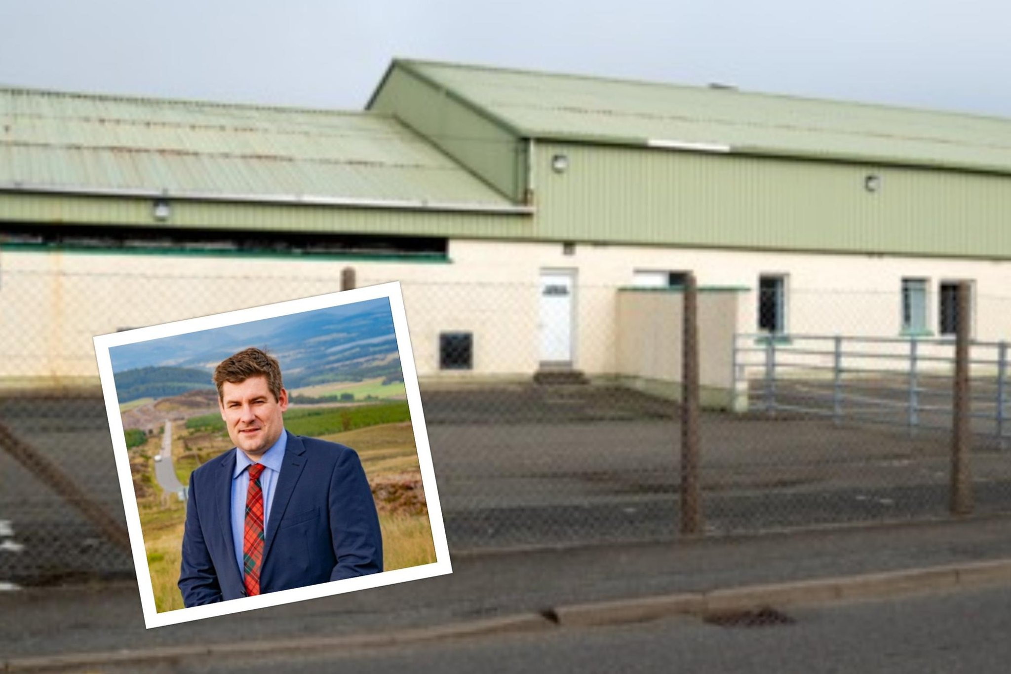 Candidate calls for Outer Hebrides food brand