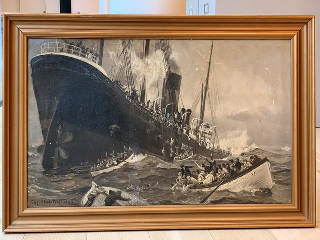 SS Norge, courtesy of Denmark Maritime Museum