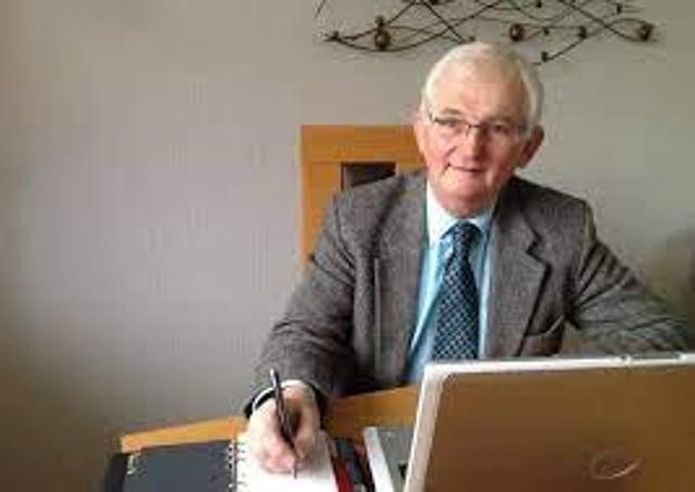 Lord Lieutenant Donald Martin