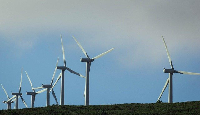 It seems that the wind farm proposals are now the subject of some concern. Archive Image