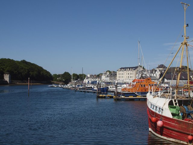 A series of events is planned for all the family during Stornoway Harbour Open Day