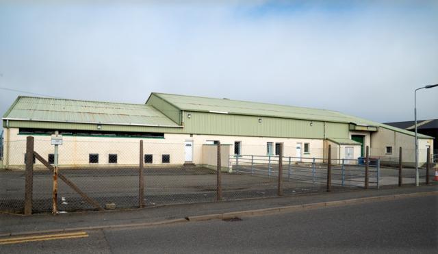 Stornoway Abattoir