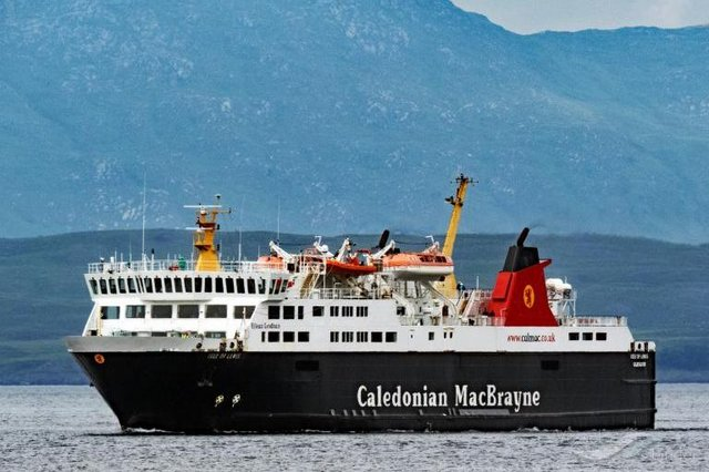 MV Isle of Lewis is to take up the route while Loch Seaforth is repaired