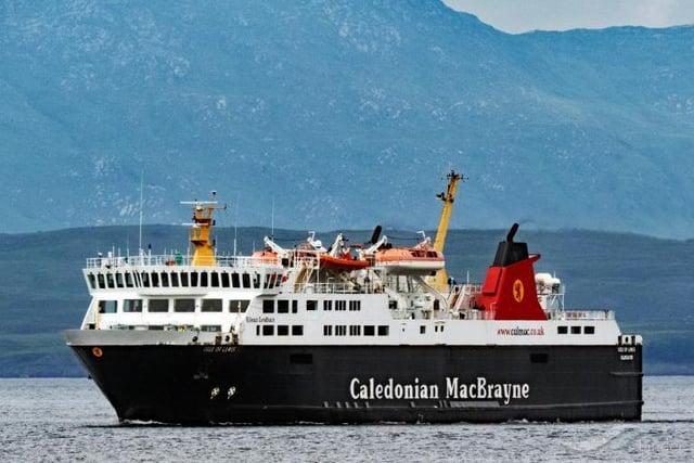 CalMac are running a pilot programme with Transport Scotland.