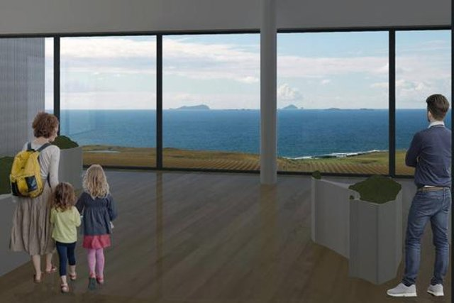 Interior visualisation imagesby Sealladh Hiort and Designers, Fraser Architecture LLP