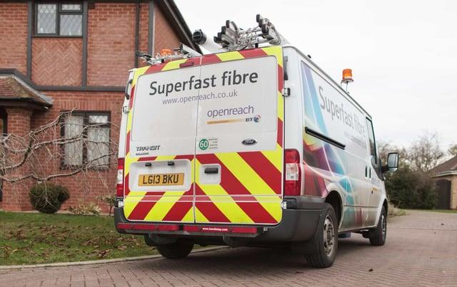 Superfast Broadband has been delayed