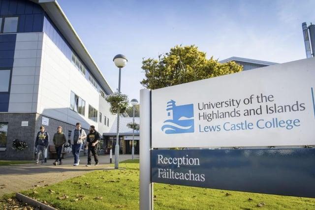 Lews Castle College