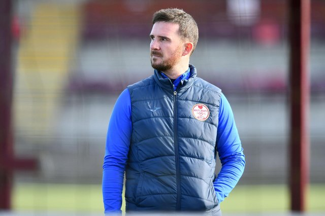 Kelty Hearts manager Barry Ferguson's side established a 2-1 first leg lead