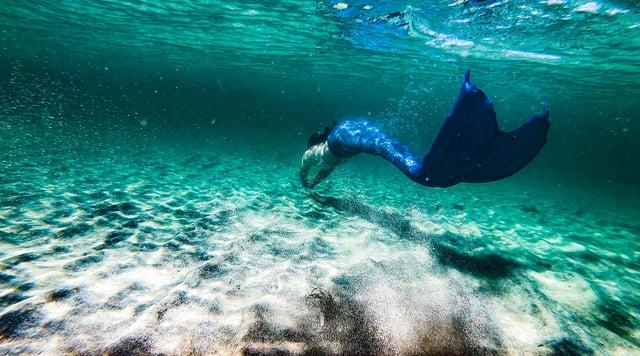 Kate MacLeod, Uig's very own mermaid