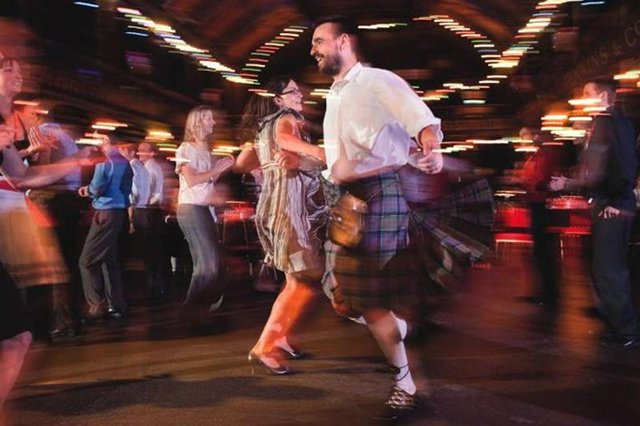 The live ceilidh events are coming to an end on April 30