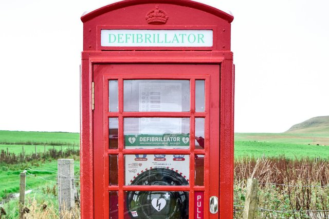 Will your community adopt a red phone box?