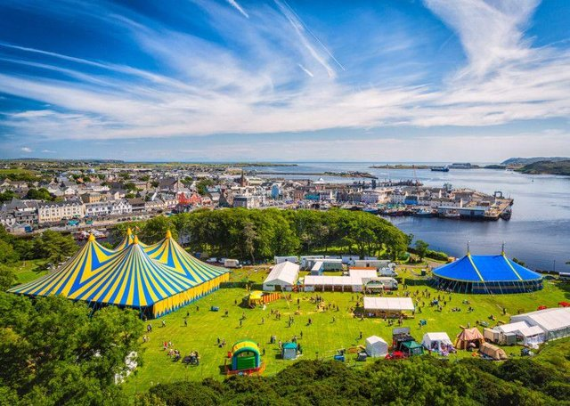 HebCelt organisers are gutted that they will be unable to put on their festival as normal this year.