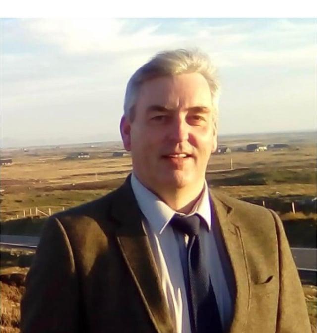 Cllr Calum MacMillan has joined the Alba party