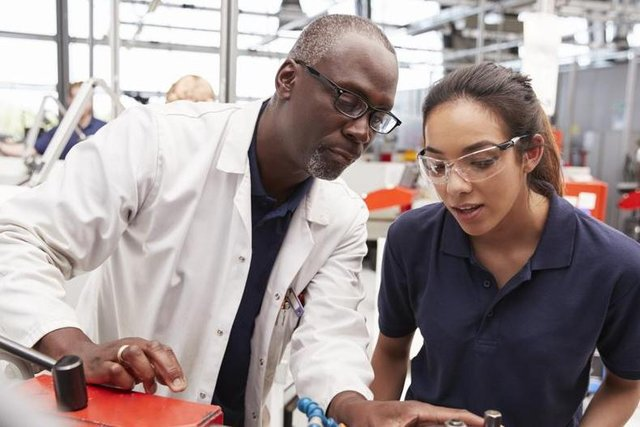 Apprenticeship schemes are just one way in which the scheme is being delivered